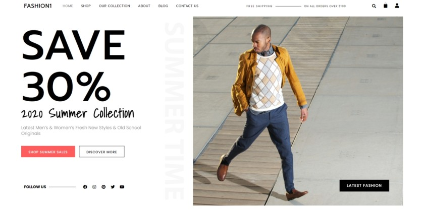 pickmysite-fashion-collection-shop-template