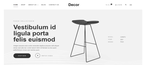 Furniture-and-Decor-–-Just-another-PickMySite-site