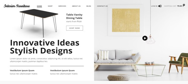 Interior-Furniture-Shop-–-Just-another-PickMySite-site