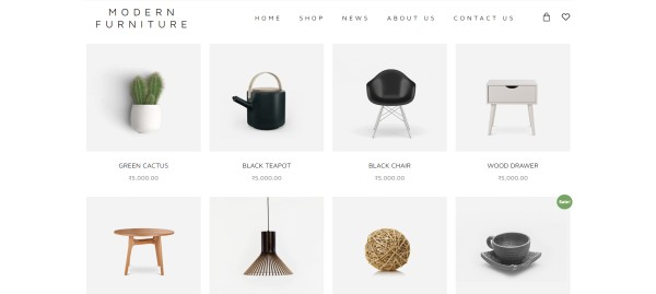 Modern-eCommerce-Furniture-Shop-–-Just-another-PickMySite-site