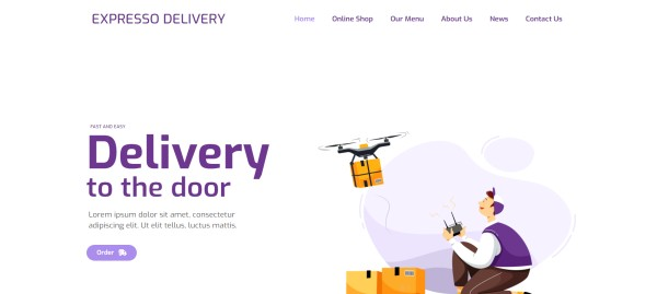 Online-Food-Delivery-–-Just-another-PickMySite-site