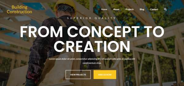 Contractor-Building-Construction-–-Just-another-PickMySite-site