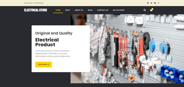 Electrical-Store-–-Just-another-PickMySite-site