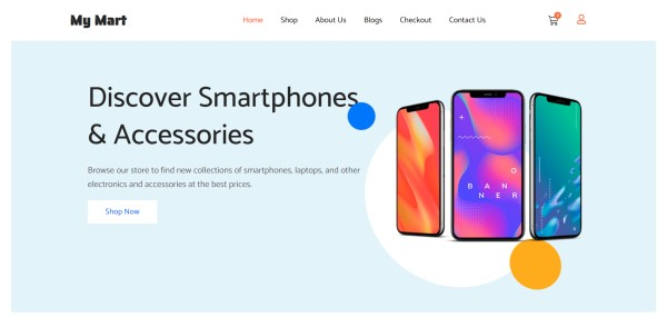 Electronics-Shop-–-Just-another-PickMySite-site