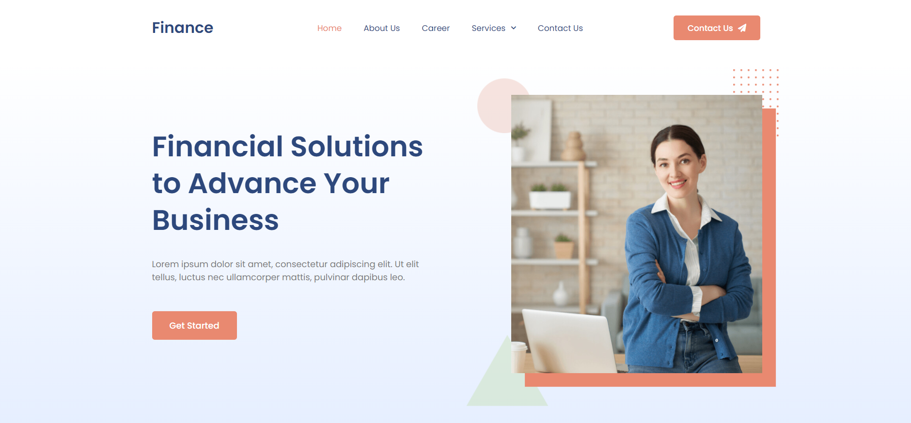 Finance-Business-–-Just-another-PickMySite-site