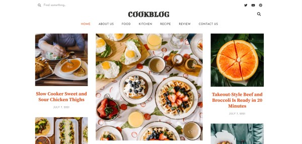 Food-Personal-Blog-–-Just-another-PickMySite-site