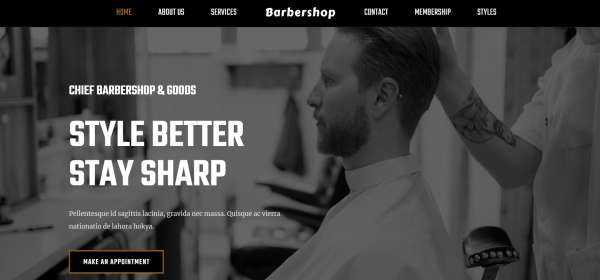 Modern-Barbershop-–-Just-another-PickMySite-site