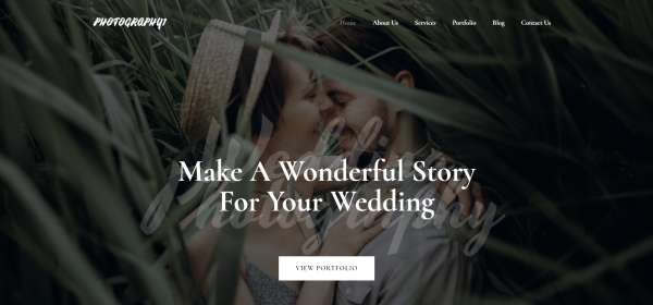Wedding-Photography-–-Just-another-PickMySite-site